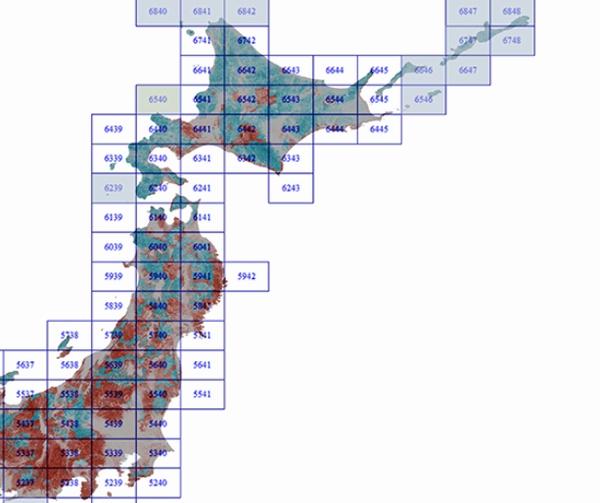 ブラタモリでもおなじみの「赤色立体地図」無料ダ …