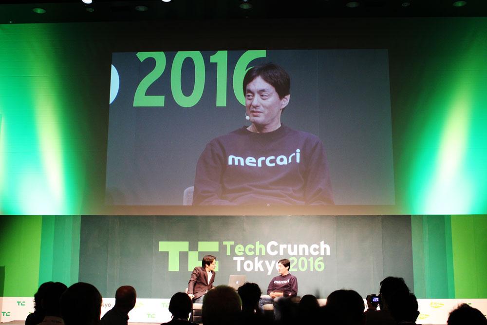 メルカリCEO山田氏は日本で数少ないシリアルアントレプレナーとしても知られている
