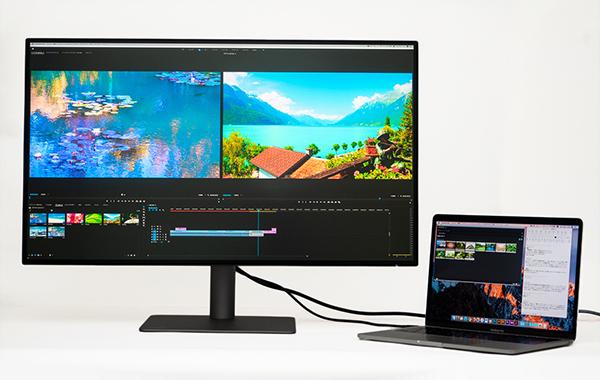 動画編集に最適なBenQの広色域4K UHDモニター「PD3220U」