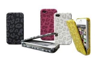 エバーグリーン、伊PUROブランド製のiPhone 4S/4用ヒョウ柄ケースを発売