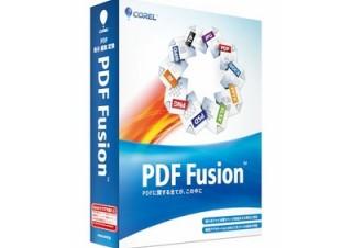 コーレル、PDF作成/編集ソフト「Corel PDF Fusion」を発売