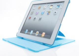 サンワ、明るい彩色のiPad2用スタンドケース「200-PDA061」を発売