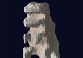 彫刻を作れるiPhoneアプリ「PHYZIOS Sculptor」が更新-Pro版のツールが使用可能に