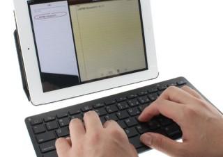 エバーグリーン、Apple/Windows各製品向けモデルを用意したBTキーボードを発売