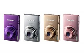 キヤノン、Wi-Fi機能が進化した「IXY 430F」などコンパクトデジカメ3機種を発売