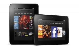 米Amazonが「Kindle Fire HD」「Kindle Paperwhite」を発表