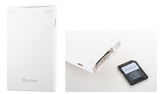 iPhone / iPad内データを簡単バックアップ、メモリリーダー&ライター発売