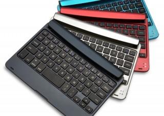 JTT、iPad mini用の一体型Bluetoothキーボード「BooKey Pro」を発売