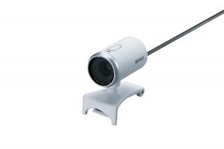 130万画素センサー採用ヘッドセット付属Webカメラ