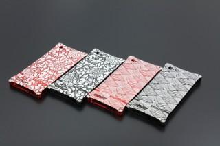 ギルドデザイン、伊勢型紙の老舗メーカーとコラボレーションしたiPhone5ケース