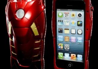 ラナ、「アイアンマンMARK7」の胸像をモチーフにしたiPhone5ケースを発売