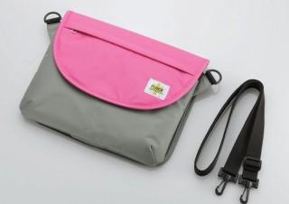 エレコム、タブレット/スマホ収納用の肩掛けキャリングケース計3種を発売
