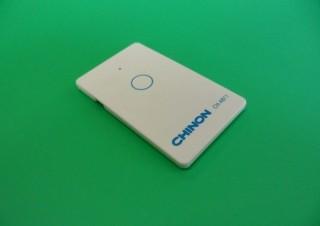 チノン、iPhone向け無線式置き忘れ防止機器「マジックガーディアン 財布用 CH-AB11」