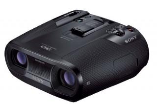 ソニー、見たものをそのまま録画できるデジタル録画双眼鏡「DEV-50V」「DEV-30」