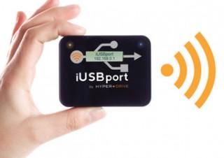 アクト・ツー、外付けHDDやUSBメモリをWi-Fi化できる「iUSBport Hyper Drive」