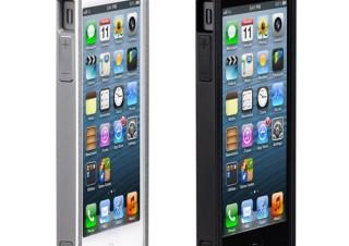 フォーカル、iPhone5用のアルミバンパー「Just Mobile AluFrame」を発売
