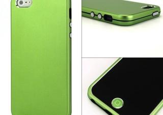 スペック、512通りの組み合わせから選べるiPhone5アルミケースを発売