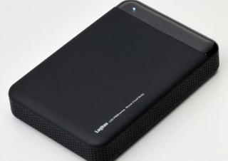 ロジテックINA、耐衝撃ラバーを用いたUSB3.0対応のポータブルHDDを発売