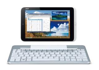 日本エイサー、「Windows 8」搭載の8.1型タブレットの発売日を7月11日に決定