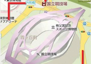 ヤフー、東京オリンピックの特集ページを公開-地図アプリでは競技場の限定公開も