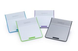 ワコム、デジタルスタイラスペン操作も可能なタッチパッド「Bamboo Pad」