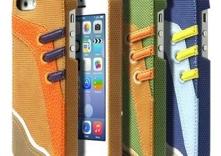 ロア、ZENUSのスニーカーデザインのiPhone 5s/5ケースを発売
