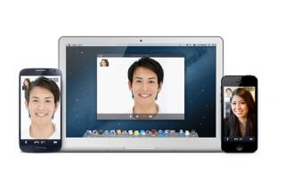 LINE、ビデオ通話機能を世界同時公開-iPhone向けにSnap Movieも先行公開