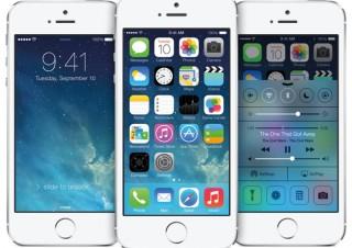 iPhone5sを手にして抱いた懸念