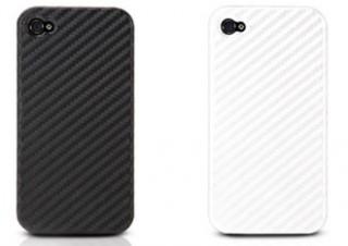 フォーカルポイント、カーボン調ケースをiPhone 4発売日にあわせ発売