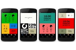 BIGLOBE、ホーム画面をカスタマイズできるAndroidアプリ「WidgetHome」を提供開始