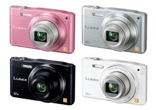 パナソニック、光学12倍レンズ搭載のデジカメ「LUMIX DMC-SZ8」を発売