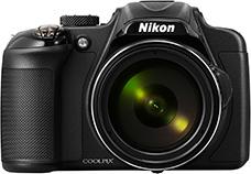 ニコン、光学60倍ズームの「COOLPIX P600」と開放値1.8レンズの「COOLPIX P340」発売