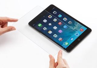 サンワ、飛散防止加工を施したiPad mini/iPad Air用液晶保護ガラスフィルムを発売