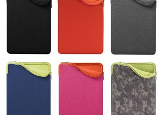 プレアデス、Cote&Ciel製のiPadスリーブケース「Zippered Sleeve 2013」