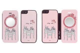 ロア・インターナショナル、化粧台を模したミラー付きiPhoneケースを発売