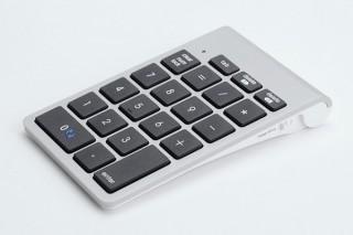 フォーカル、MacBook向けにBluetooth接続式のテンキーパッドを発売