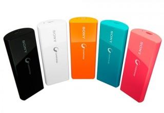 ソニー、USB出力最大1.5Aでスマホの急速充電に対応するモバイルバッテリー2モデル