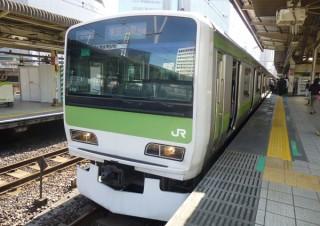 山手線原宿駅が人身事故で運転見合わせ、埼京線や湘南新宿ラインも