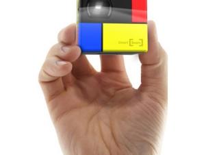 ロア、スマホ向け超小型モバイルプロジェクタを発売