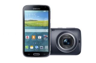 Samsung、「Galaxy K zoom」を発表