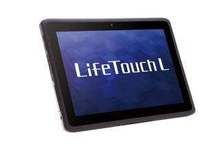 NEC、10.1型「LifeTouch L」新モデルを発売