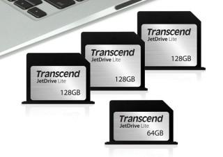 トランセンド、MacBook向けフラッシュストレージを発売
