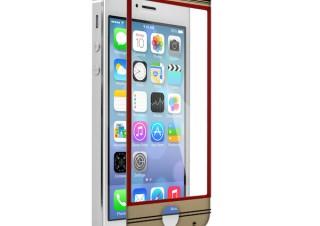 懐かしのあのゲーム機風iPhone用ガラスフィルム