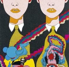 田名網敬一「COLORFUL」(1960-1974)展