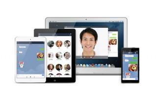 LINE、iPad向け「LINE」アプリを提供開始