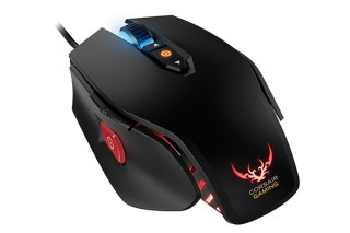 リンクス、FPS特化型のCORSAIR製ゲーミングマウス
