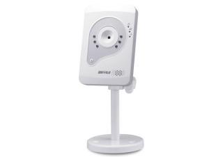 バッファロー、集合住宅用インターネットに対応した無線カメラ