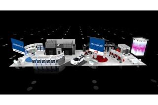 JVCケンウッド、CESでマイクロフォーサーズ機を展示