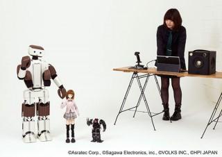 音楽に合わせて踊るロボット「V-Sido × Songle」