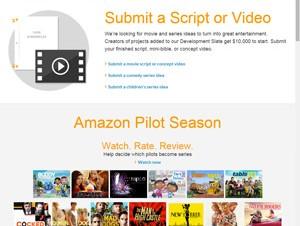 Amazonが映画制作事業を開始、年12本を制作